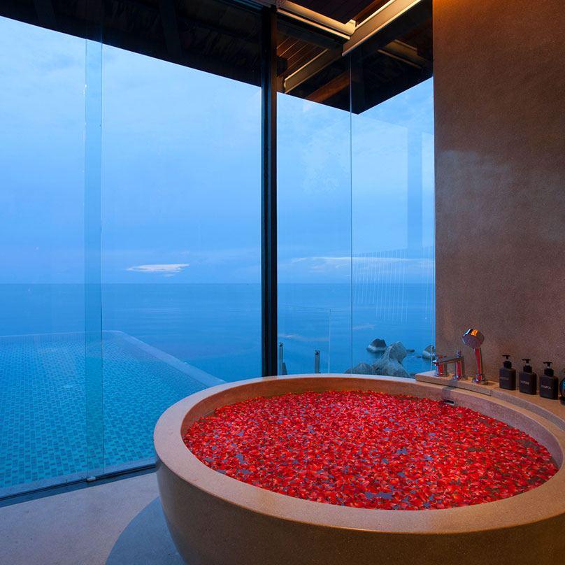 Ocean Front Pool Villa Spotlight