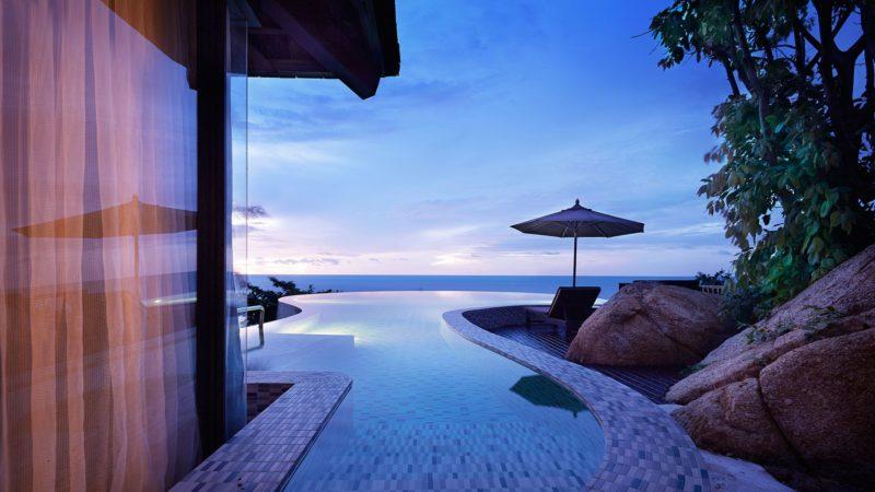 Ocean Front Pool Villa Suite