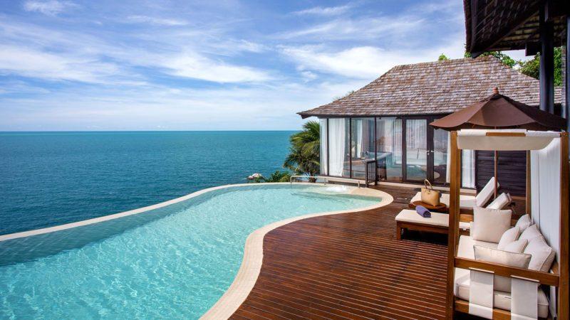 Silavadee Ocean Front Pool Villa Suite