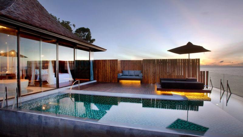 Ocean Front Pool Villa Thumbnail