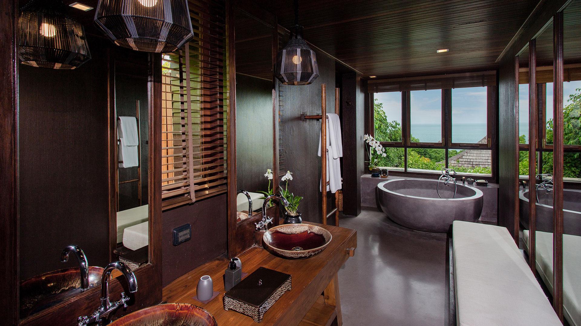 Pool Villa with Partial Ocean View Photo