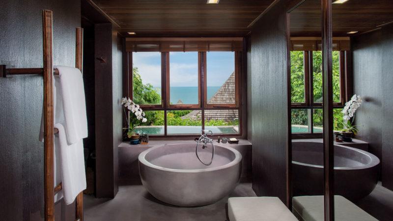 Pool Villa with Partial Ocean View Thumbnail