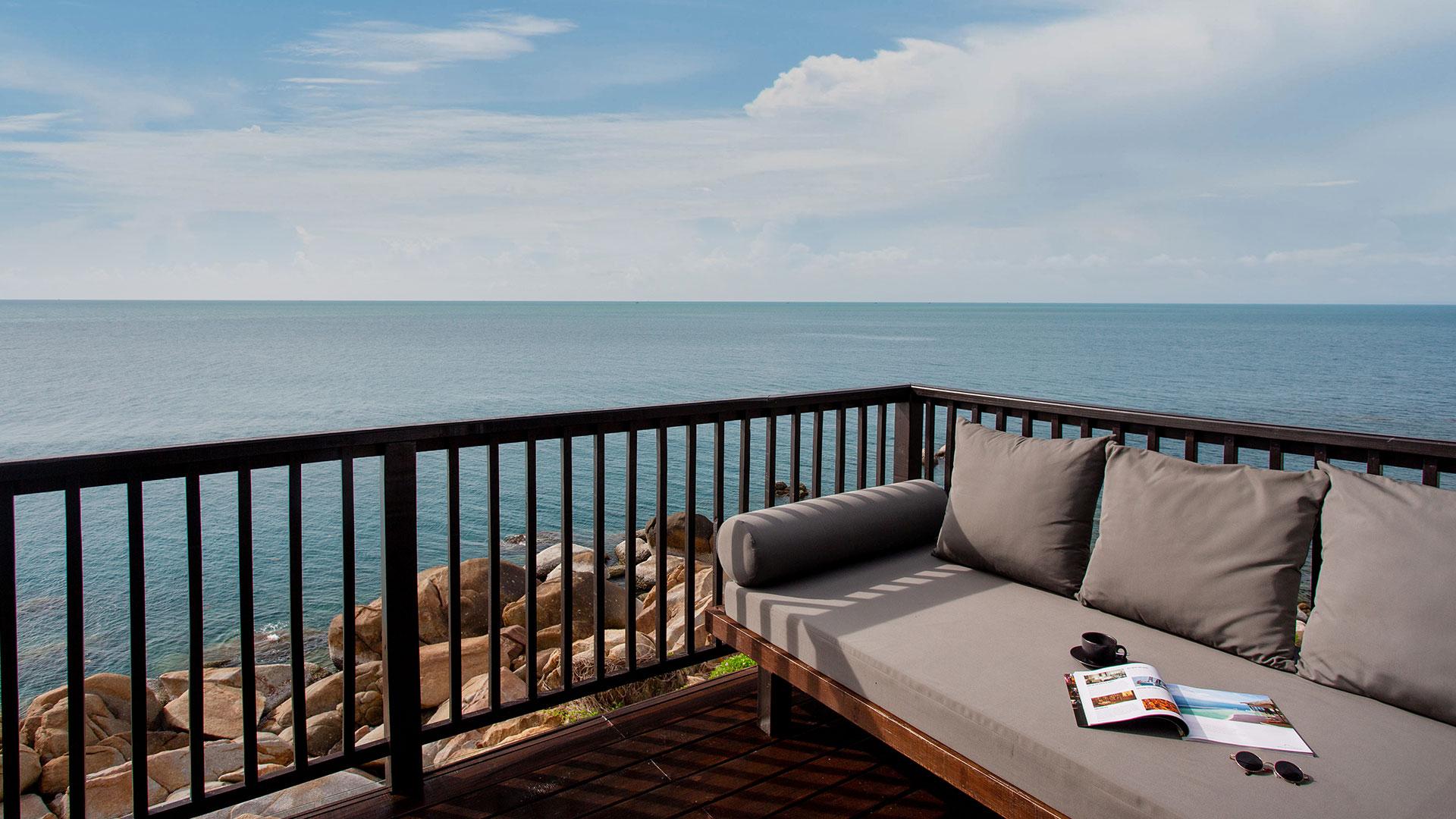 Two Bedroom Ocean Front Duplex Pool Villa Photo