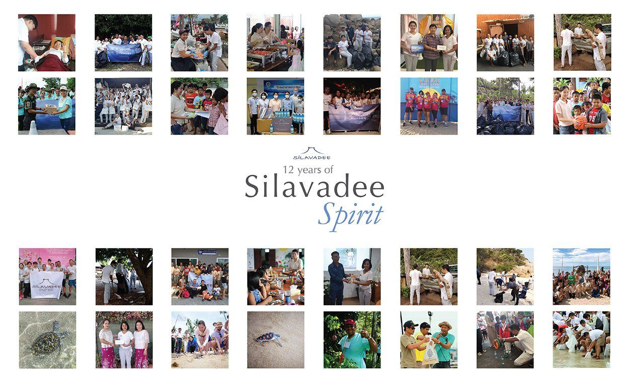 12 Years of Silavadee Spirit