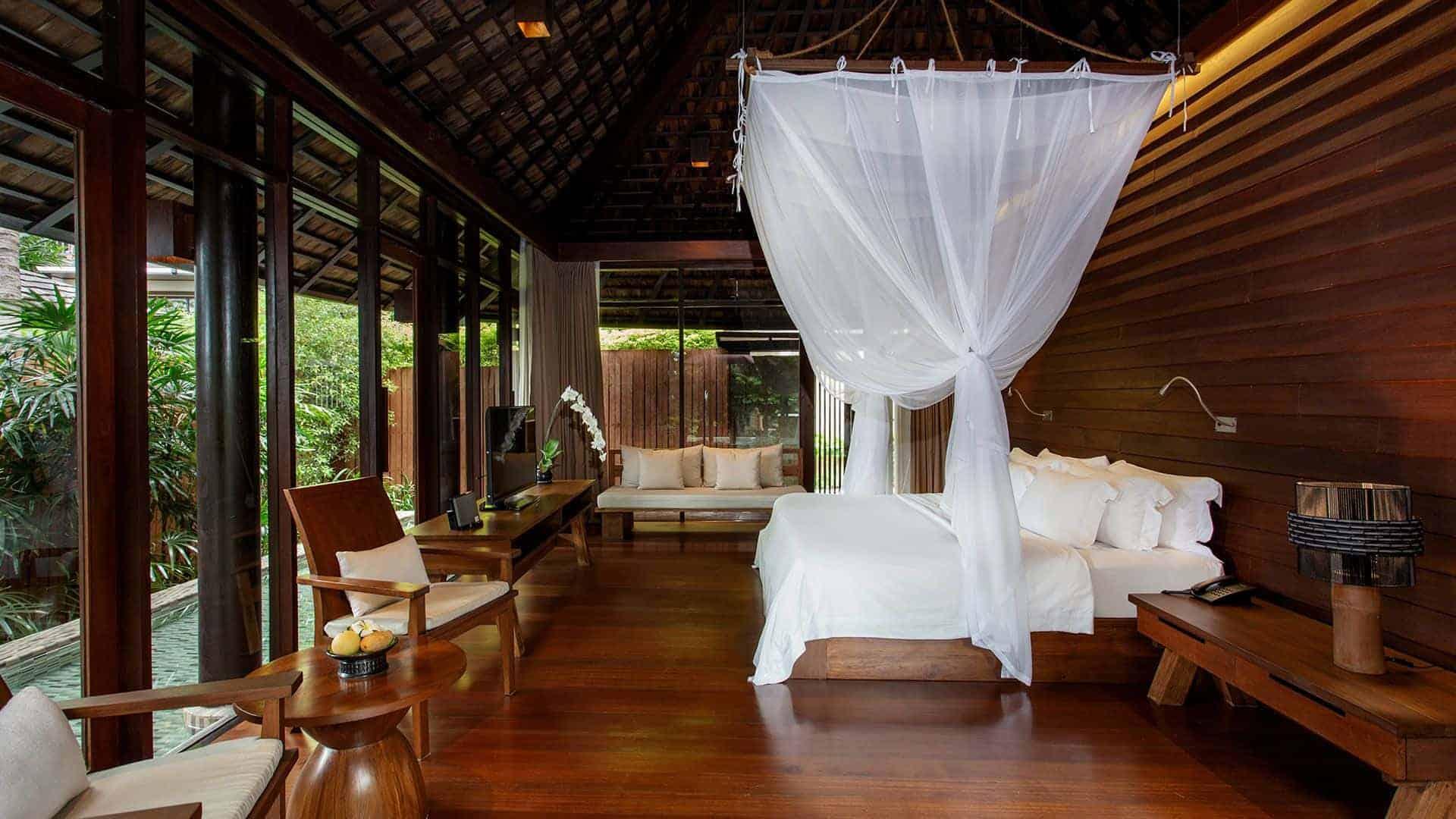 Tropical Pool Villa Photo