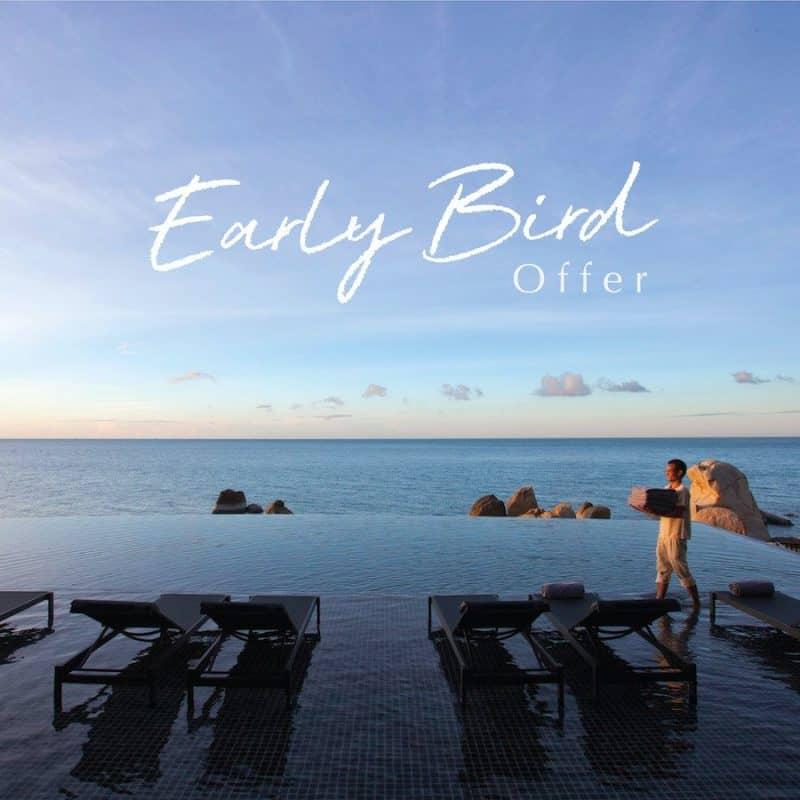 โปรโมชั่น Early Bird Special