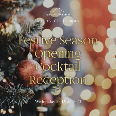 Festive Season Opening Cocktail Reception